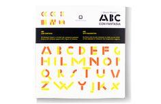 ABC With Imagination by Bruno Munari (Corraini Edizione)
