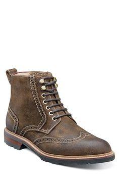 Florsheim 'Kilbourn' Wingtip Boot (Men) available at #Nordstrom