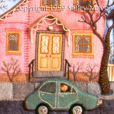 Embroidery | SALLEY MAVOR