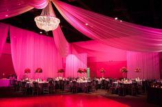 A La Carte Pavilion Wedding - Pink Bling Tampa Wedding - Photographer Aaron Lockwood Photography