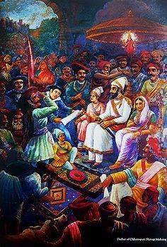 Shivaji Maharaj Quotes, Shivaji Maharaj Painting, Raja Ravi Varma, Shivaji Maharaj Hd Wallpaper, King Painting, Buddhist Quotes, Great King, Ganpati Bappa, Old Pictures