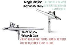 Affordable Airbrush Gun Replacements | The Bearfoot Baker