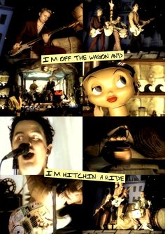 I love this song. One of the best songs off Nimrod. Great Bands, Cool Bands, Green Day Lyrics, Green Day Band, Billy Talent, State Champs, American Idiot, Billie Joe Armstrong, Blink 182