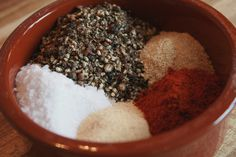 A guide to making your own Signature BBQ Rub
