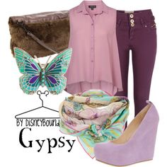 """Gypsy"" by lalakay on Polyvore"