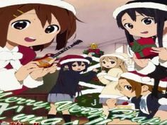 ▶ K-ON! - Tenshi Ni Fureta Yo! (Merry Christmas, 16thesoldier91) - YouTube