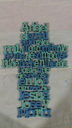 Para recuerdo de bautizo, primera comunión, cumpleaños o presentación!!! Baby Baptism, Christening, Boys First Communion, Scrap, Godchild, Baby Turtles, Fiesta Party, Wooden Art, Baby Party