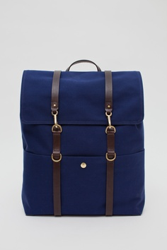 Mismo - M/S Backpack Navy Blue