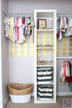 11. Kid's #Closet - 33 Ikea Hacks #Anyone Can do ... → DIY #Hamper