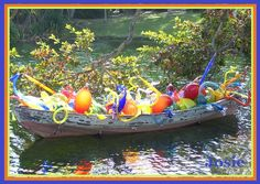 Dale Chihuly Art At Fairchild Botanical Garden Coral Gables Fl.
