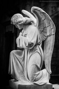 Angels Among Us, Angels And Demons, Mary Magdalene And Jesus, Mago Tattoo, Gardian Angel, Family Tattoo Designs, Statue Tattoo, Religious Tattoos, Tattoo Project