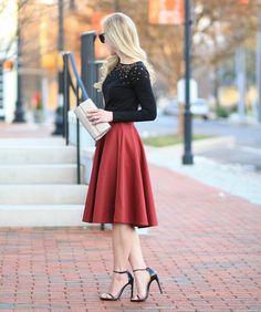 「#tbt to sequins and stilettos✨」Meagan's Moda waysify