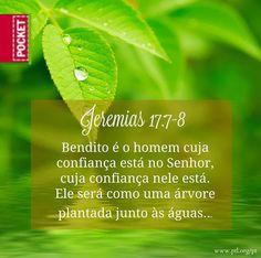 REDE MISSIONÁRIA: JEREMIAS 17:7-8