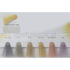 Blond Me Toner Colors