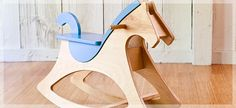 Adult Size Rocking Horse Pattern | One Rockin' Horse, including cutting diagram, materials list, full ...