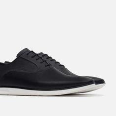 ZAPATO URBANO COLOR CONTRASTE-Zapatos-ZAPATOS-HOMBRE | ZARA Colombia