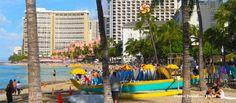 KUHIO BEACH PARK (Oahu) — At the center of Waikiki, Kuhio Beach Park is the heart and soul of Waikiki Beach's historic past.