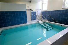 Hydrotherapy Pool at our Royal Hospital Chelsea clinic
