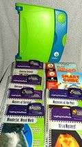Leap Frog LeapPad Learning System with Books and Cartridges