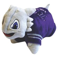 TCU Horned Frogs Pillow Pet