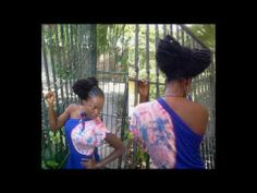 ▶ Natural hair Inspiration from Island Naturals - YouTube