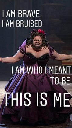 The Greatest Showman #ThisIsMe -This ls me quote