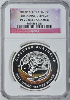 Uncirculated Grade 70 Collections, Lot World Paper Money Silver Eagle Coins, Silver Eagles, Dreams, Paper, Ebay, Australia