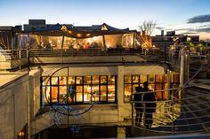Le Perchoir Rooftop Bar