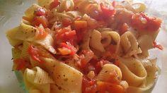 Fácil y Sano : Pasta con verduras