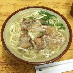 おかず食堂 - 大相撲沖縄場所を観にきました。那覇は楽しくて美味しいなあ。一泊2日の旅。(ソーキそば:田舎...