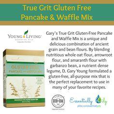 #glutenfree #pancake #waffle #essentialoil