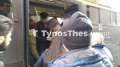 ΠΡΙΝ ΛΙΓΟ: «Τσάκωσαν» κλέφτη σε λεωφορείο ΟΑΣΘ στη Θεσσαλονίκη – «Μπουμπούκι» εξ Αλγερίας (ΦΩΤΟ) – Makeleio.gr