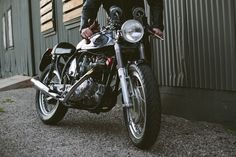 Iron & Resin Triton Cafe Racer ~ Return of the Cafe Racers
