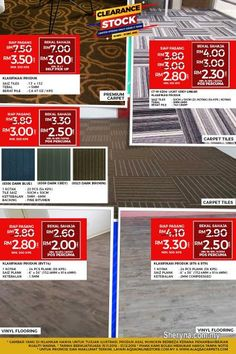 Other for sale, in Klang, Selangor, Malaysia. Grab our stock clearance sale before we run out! Limited stock available! Cheapest in Malaysia! Hallway Carpet Runners, Cheap Carpet Runners, Stock Clearance Sale, Affordable Carpet, Office Carpet, Appliance Sale, Carpet Sale, Wood Vinyl