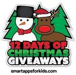 Twelve Days of Christmas Giveaways!!  Win a $25 Amazon Giftcard (Come back every day for a new prize to win)   http://www.smartappsforkids.com/2014/12/twelve-days-of-christmas-giveaway-day-3-25-amazon-giftcard-sponsored-by-smart-apps-for-special-needs.html