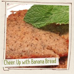 Cheer Up With Banana Bread | Made Just Right by Earth Balance #vegan #plantbased #earthbalance