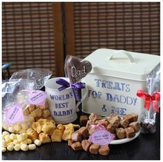 Fathers Day Sale - Daddy & Me Hamper, Fathers Day Cake, Busy At Work, Hampers, My Daddy, Treats, Cakes, Business, Sweet Like Candy, Goodies