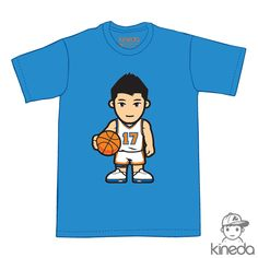 Another in the deluge of Jeremy Lin t-shirts...