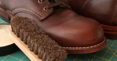 How to take care of your leather boots, and make sure they last you through many winters.
