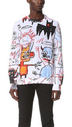Basquiat 11 MX Sweatshirt