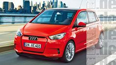 Audi A e-tron: Elektroauto