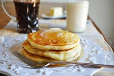 Little B Cooks: Chronicles from a Vermont foodie: Banana Pancakes with Nutmeg Syrup