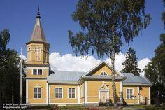Lavia kirkko