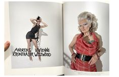 ANDREAS KRONTHALER FOR VIVIENNE WESTWOOD SPRING 2021 AD CAMPAIGN Tyrone Lebon, Unisex Looks, Round The World Trip, Matthew Williams, Michael B Jordan, Slick Hairstyles, Margaret Howell, Donatella Versace, British Actresses