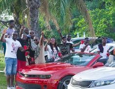 NIGERIA | Abuja | An event in a park