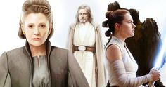 Leia Embraces Her Royalty in New Star Wars 8 Character Portraits -- A set of Star Wars: The Last Jedi art prints show returning favorites in some soon to be iconic poses from the upcoming sequel. -- http://movieweb.com/star-wars-last-jedi-art-portraits-heroes/