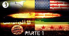 Ontem disse a um amigo sírio que os mais recentes desenvolvimentos na Síria, relacionados com a traição curda e com a força aérea dos EUA protegendo o ISIS ao bombardear forças sírias que combatem o ISIS a caminho de Raqqa, empurram a Rússia ...