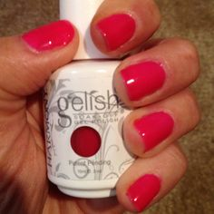 Best #gelish color# So you think you can Samba