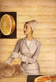 Harper's Bazaar - Louise Dahl-Wolfe 1954