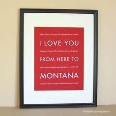 Montana State Art I